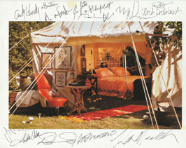 anthropologie autographs