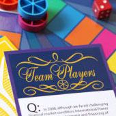 Team Player Board Game