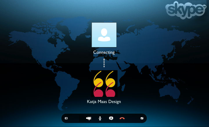 Design-by-Skype